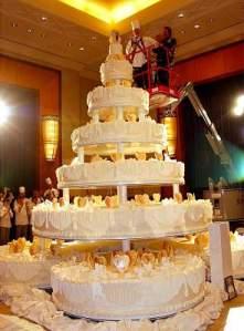 La torta più grande del mondo