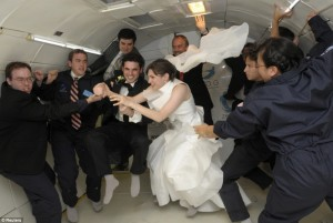 Matrimonio senza gravità
