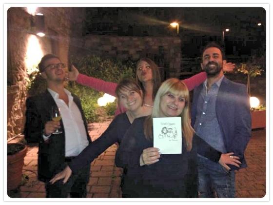 #18 Antonietta, Mariagrazia, Nicola, Laura e Gianni